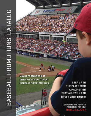 Baseball Catalog - Grand Prize Promotions