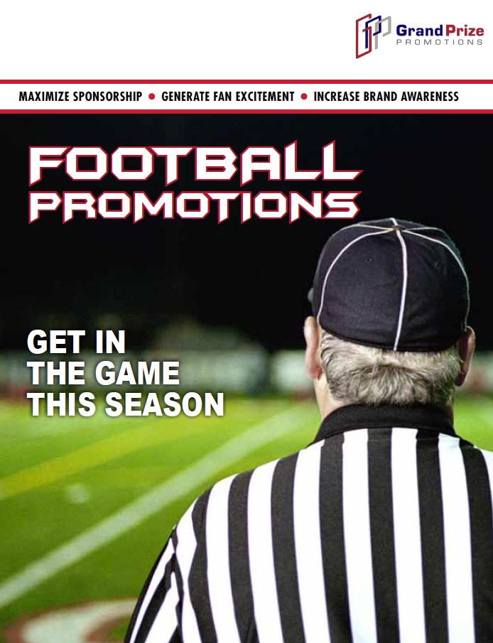 FOOTBALL CATALOG COVER