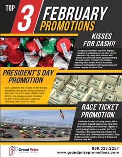 GPP Feb Promotions