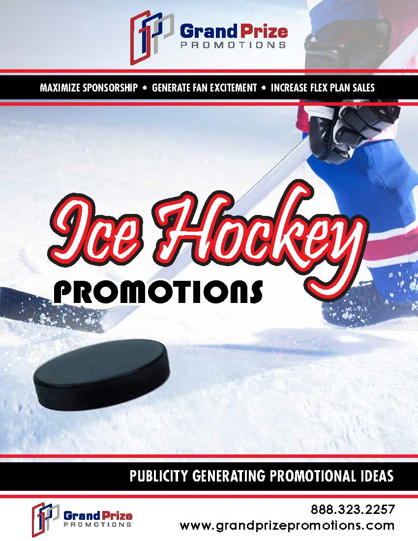 Hockey Promotions Catalog - Grand Prize Promotions
