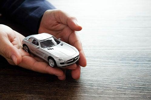 Car-in-hands