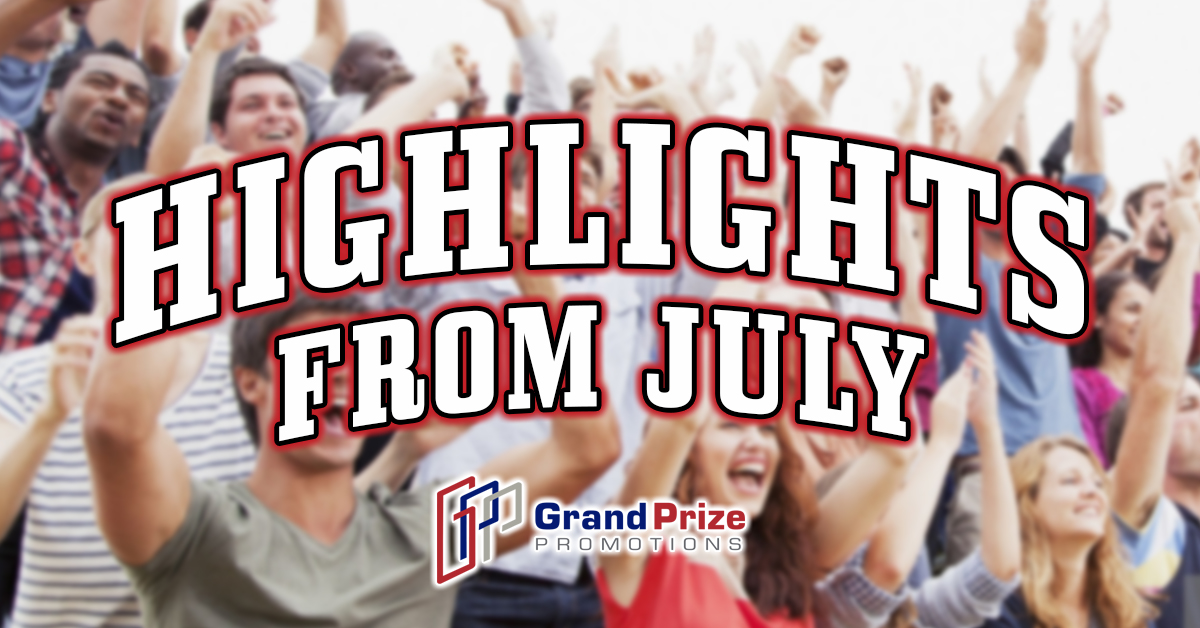 July Highlights: What's Going On At GPP!