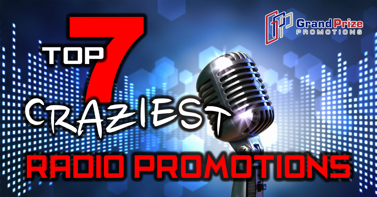 Top 7 Craziest Radio Promotions